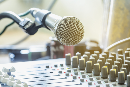 Equipment Rental - Audio Visual Systems