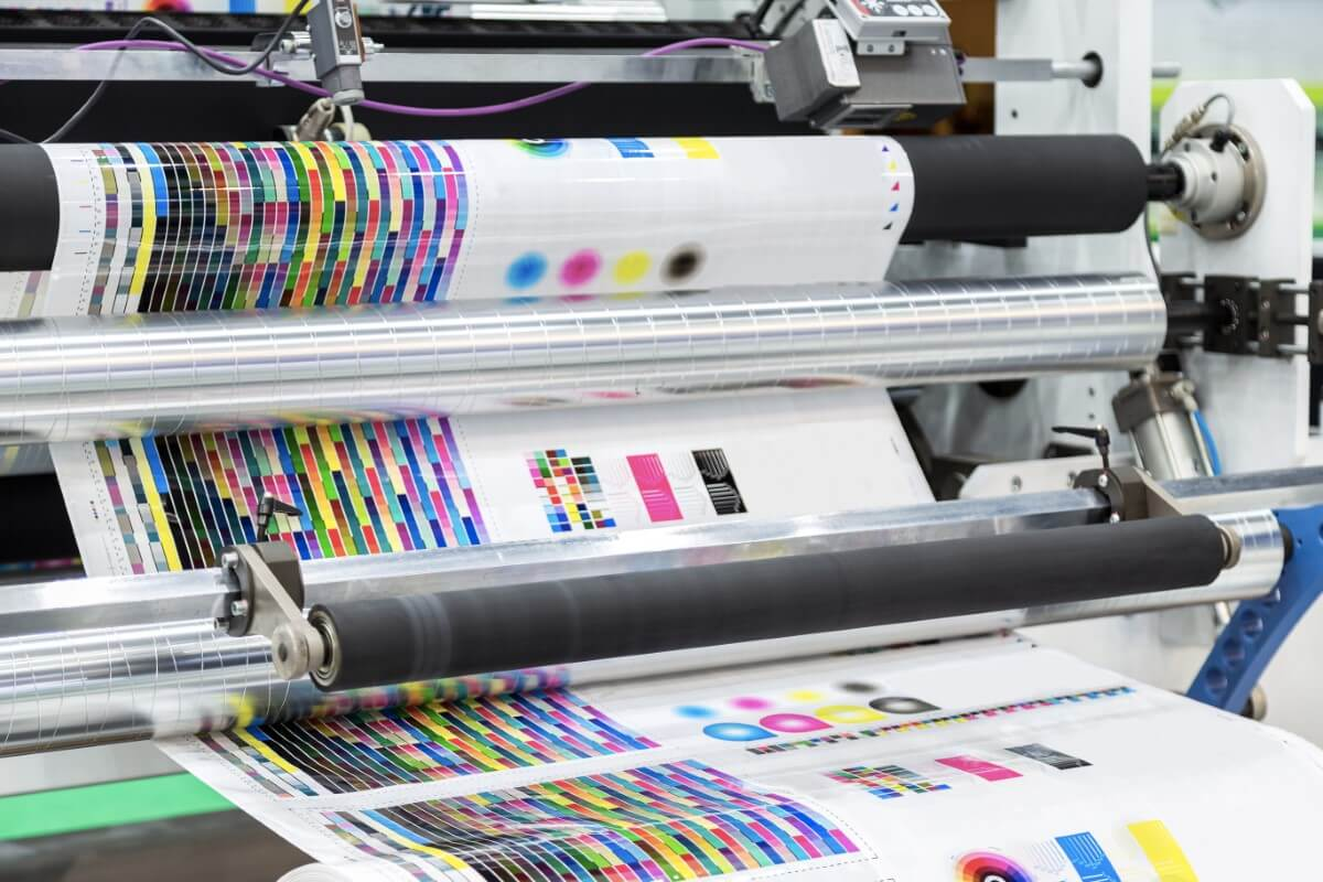 Printing Services - Printer